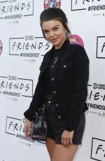 FAYE BROOKES at Comedy Central Friends Festival VIP Night in Manchester 08/06/2019