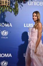 FERNANDA LIZ at Unicef Summer Gala Presented by Luisaviaroma in Porto Cervo 08/09/2019