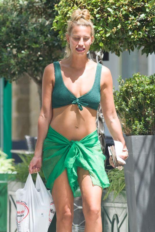 FERNE MCCANN in Bikini Out in Marbella 08/05/2019