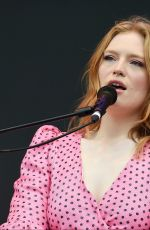 FREYA RIDINGS at BBC Summer Social at Croxteth Park in Liverpool 08/03/2019