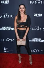 GABRIELA LOPEZ at The Fanatic Premiere in Los Angeles 08/22/2019