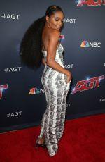 GABRIELLE UNION at America's Got Talent Season 14 in Hollywood 08/27/2019