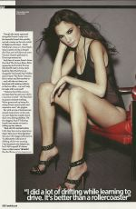 GAL GADOT in Loaded Magazine, UK 2011