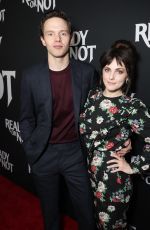 GEORGINA REILLY at Ready or Not Screening in Culver City 08/19/2019
