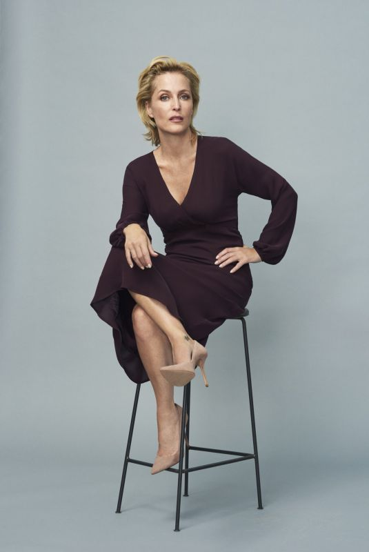 GILLIAN ANDERSON for Winser London Collection 08/31/2019