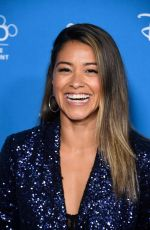 GINA RODRIGUEZ at D23 Expo in Anaheim 08/23/2019