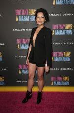 GINGER GONZAGA at Brittany Runs A Marathon Premiere in Los Angeles 08/15/2019