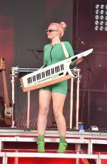GRACE CHATTO Performs at Brighton & Hove Pride 04/08/2019