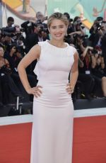 GRETA SCARANO at Marriage Story Premiere at 2019 Venice Film Festival 08/29/2019