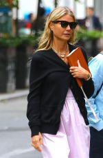 GWYNETH PALTROW Out in New York 08/27/2019