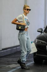 HAILEY and Justin BIEBER Arrives at Office in Beverly Hills 08/29/2019