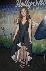 HALEY FINNEGAN at 15th Annual Oscar Qualifying Hollyshorts Film Festival in Hollywood 08/08/2019