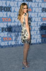 HALSTON SAGE at Fox Summer TCA All-star Party in Beverly Hills 08/07/2019