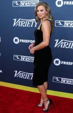HANNAH BROWN at Variety