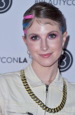 HAYLEY WILLIAMS at Beautycon Festival 2019 in Los Angeles 08/10/20
