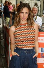 HEIDA REED at Blinded by the Light Premiere in London 07/29/2019