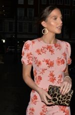 HELEN FLANAGAN and JACQUELINE JOSSA at Park Chinois in London 08/16/2019