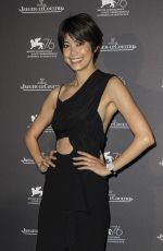HIKARI MORI at Jaeger-Lecoultre Gala Dinner at Venice Film Festival 08/30/2019