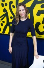 HILARY SWANK at Conversation with Hilary Swank at 72nd Locarno Film Festival 08/10/2019