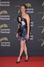 HILARY SWANK at Locarno Film Festival 2019 in Switzerland 08/09/2019