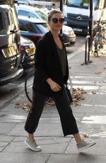 HOLIDAY GRAINGER Out and About in London 08/29/2019