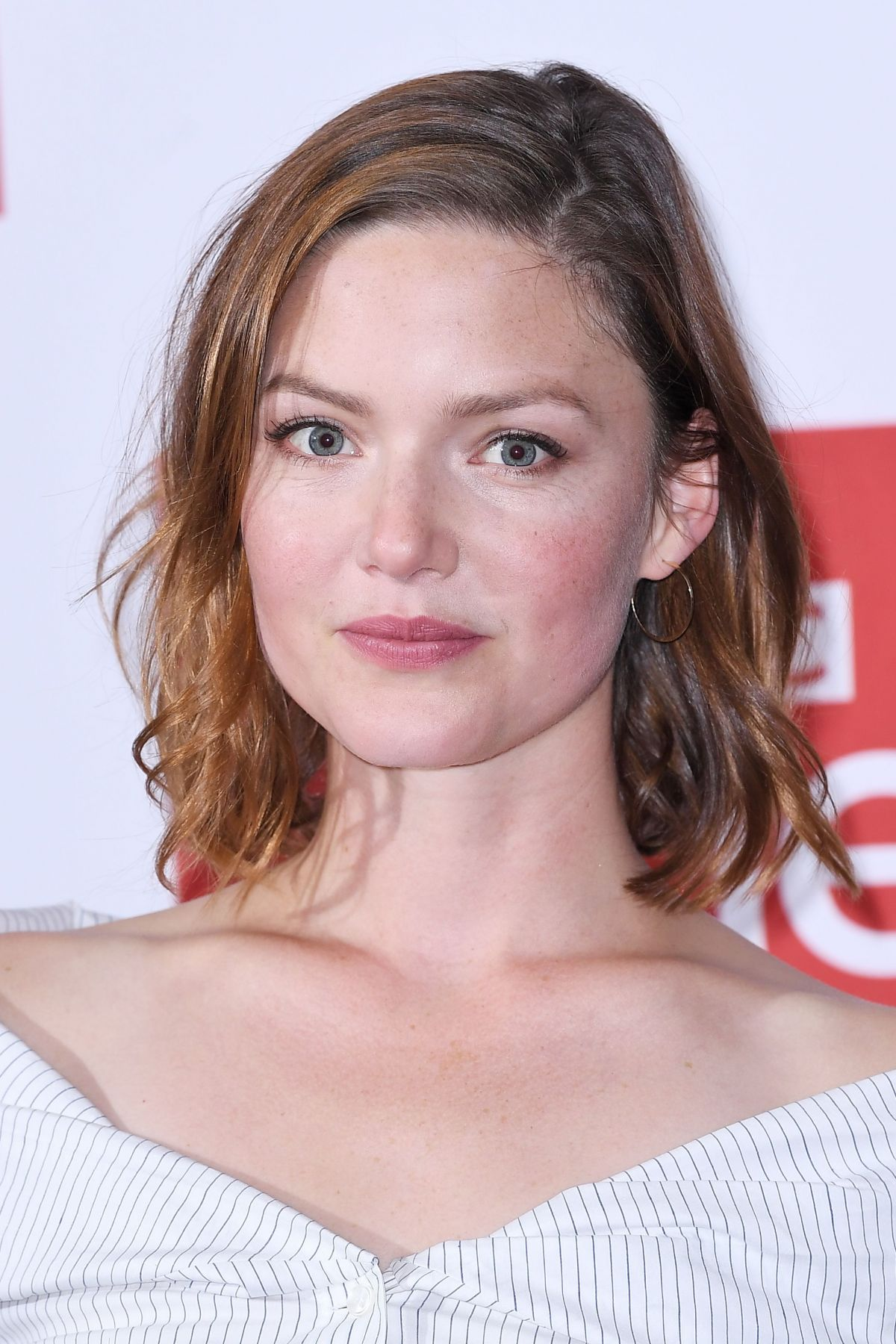 HOLLIDAY GRAINGER at The Capture Press Launch in London 08