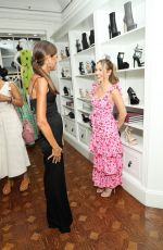 HOLLY TAYLOR at Ruthie Davis x Curated at Christian Siriano Store in New York 07/24/2019