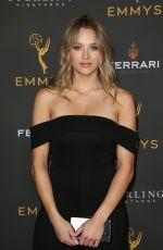 HUNTER HALEY KING at 2019 Daytime Programming Peer Group Celebration in Hollywood 08/28/2019