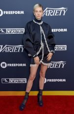 HUNTER SCHAFER at Variety's Power of Young Hollywood in Los Angeles 08/06/2019