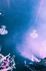 IGGY AZALEA Performs at Fillmore in San Francisco 08/02/2019