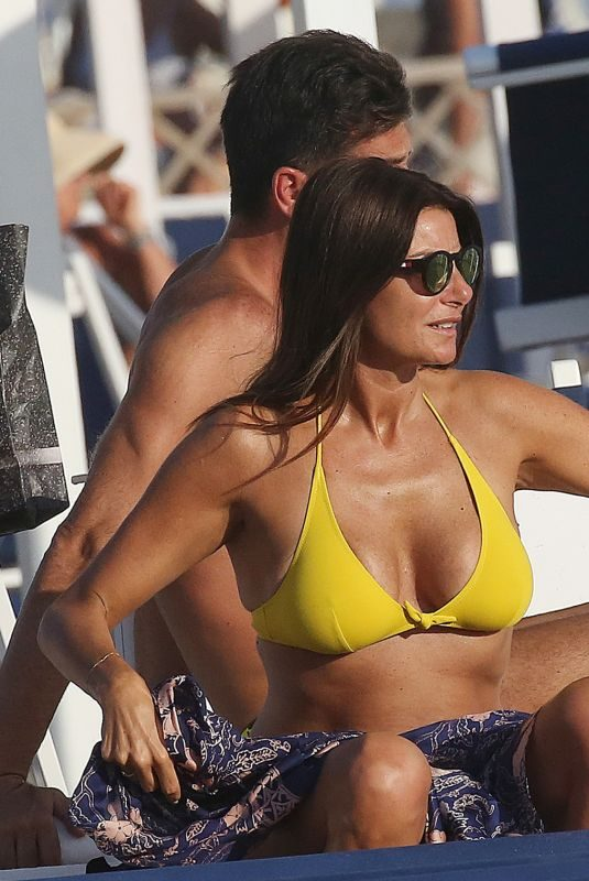 ILARIA D'AMICO and Gianluigi Buffon on Vacation in Marina Di Massa 08/06/2019