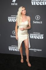 IRELAND BALDWIN at Weedmaps Museum of Weed Exclusive Preview Celebration in Hollywood 08/01/2019
