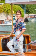 ISABELI FONTANA at 2019 Venice Film Festival 08/28/2019