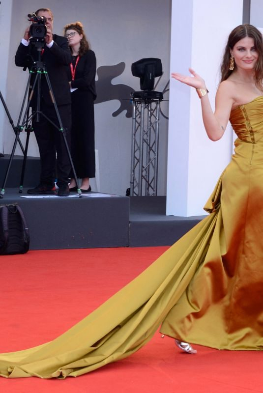 ISABELI FONTANA at The Truth Screening at 76th Venice Film Festival 08/28/2019