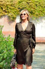 ISABELLA FERRARI at 2019 Venice Film Festival 08/28/2019