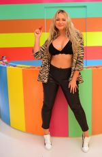 ISKRA LAWRENCE at Color Factory Pop Up Museum in New York 08/30/2019