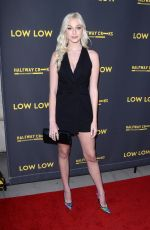 JACKIE JACOBSON at Low Low Premiere in Los Angeles 08/15/2019