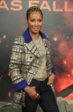 JADA PINKETT SMITH at Angel Has Fallen Photocall in Los Angeles 08/16/2019