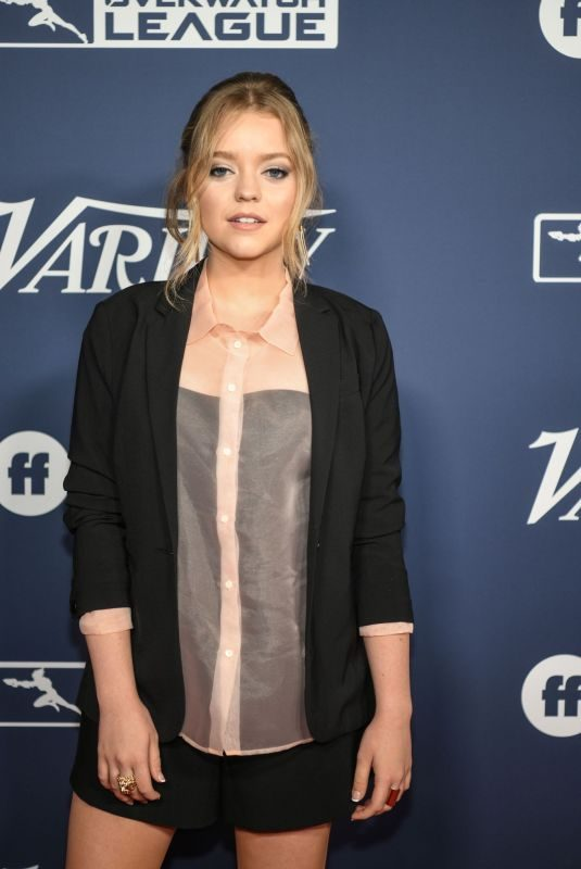 JADE PETTYJOHN at Variety's Power of Young Hollywood in Los Angeles 08/06/2019