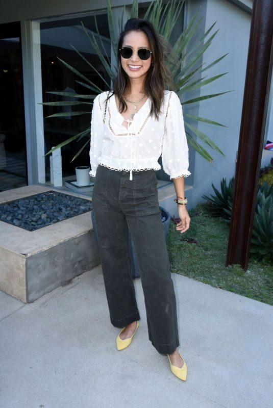 JAMIE CHUNG at Rothy's Conscious Cocktails Event in Los Angeles 08/20/2019