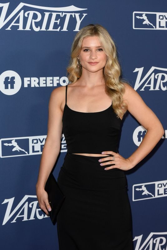 JENNA BOYD at Variety's Power of Young Hollywood in Los Angeles 08/06/2019