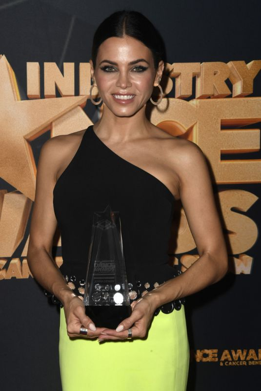 JENNA DEWAN at 2019 Industry Dance Awards in Los Angeles 08/14/2019