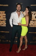 JENNA JOHNSON at 2019 Industry Dance Awards in Los Angeles 08/14/2019