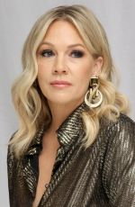 JENNIE GARTH at BH90210 Press Conference in Beverly Hills 08/08/2019