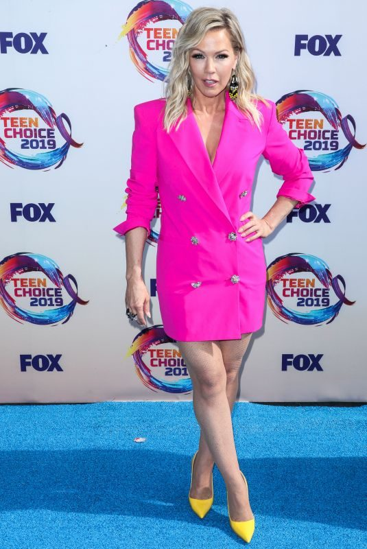JENNIE GARTH at Teen Choice Awards 2019 in Hermosa Beach 08/11/2019