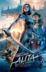 JENNIFER CONNELLY - Alita: Battle Angel 2019 Posters and Trailers