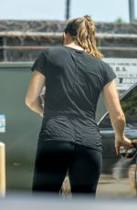 JENNIFER GARNER Leaves Body by Simone Gym in West Hollywood 08/22/2019