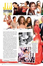 JENNIFER LOPEZ in Who, People Magazine, August 2019