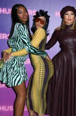 JENNIFER LOPEZ, LILI REINHART, CONSTANCE WU, CARDI B and KEKE PALMER at Hustler Photocall in Los Angeles 08/25/2019