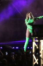 JENNIFER LOPEZ Performas at a Concert in Malaga 08/07/2019